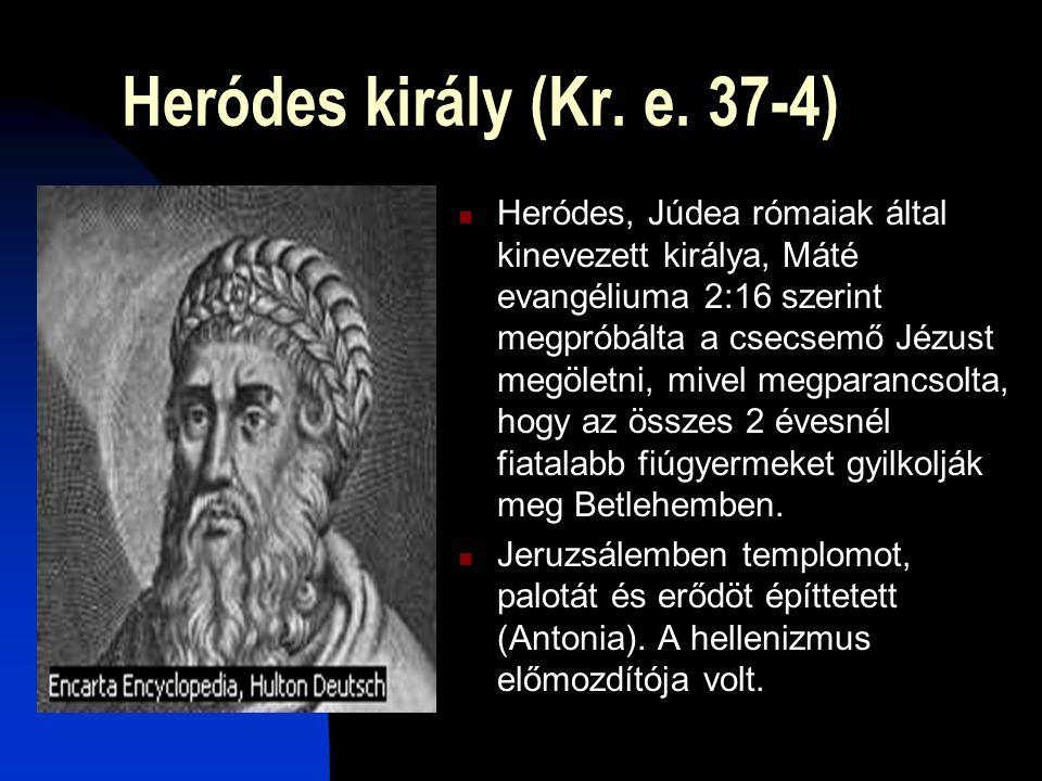 Heródes király (Kr. e. 37-4)