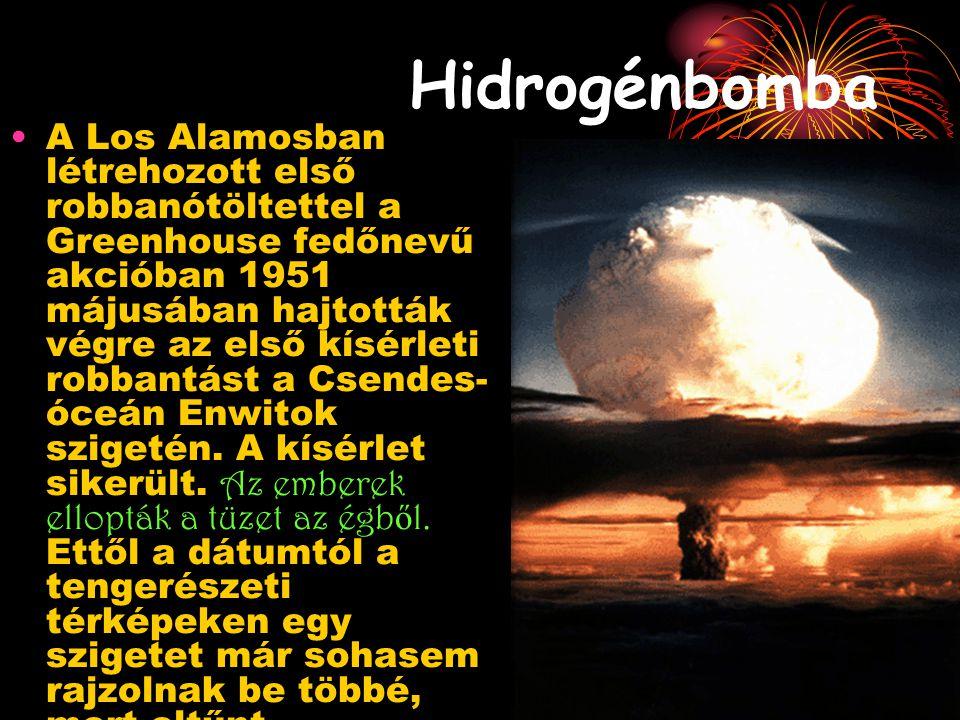 Hidrogénbomba