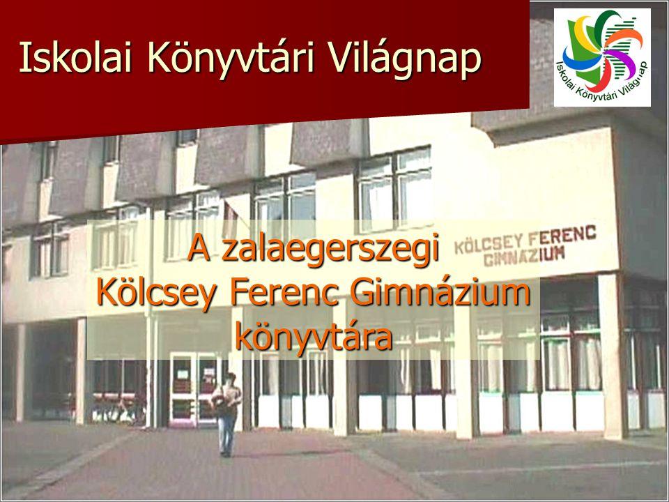 Iskolai Könyvtári Világnap