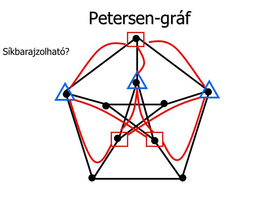 Petersen-gráf Síkbarajzolható