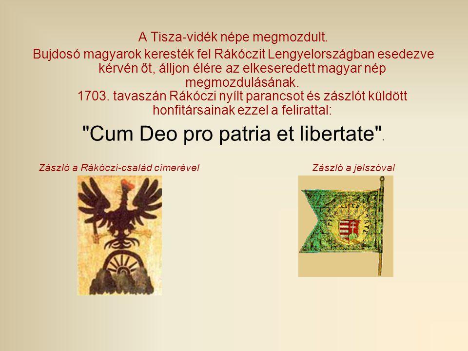 Cum Deo pro patria et libertate .