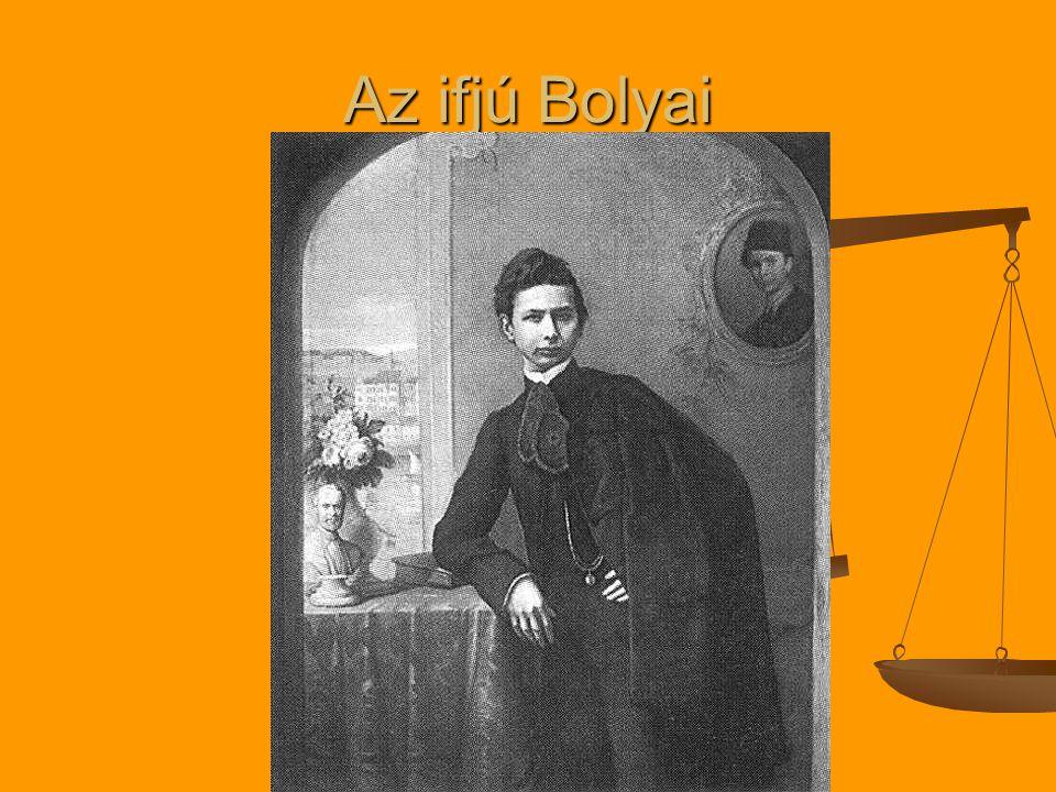 Az ifjú Bolyai