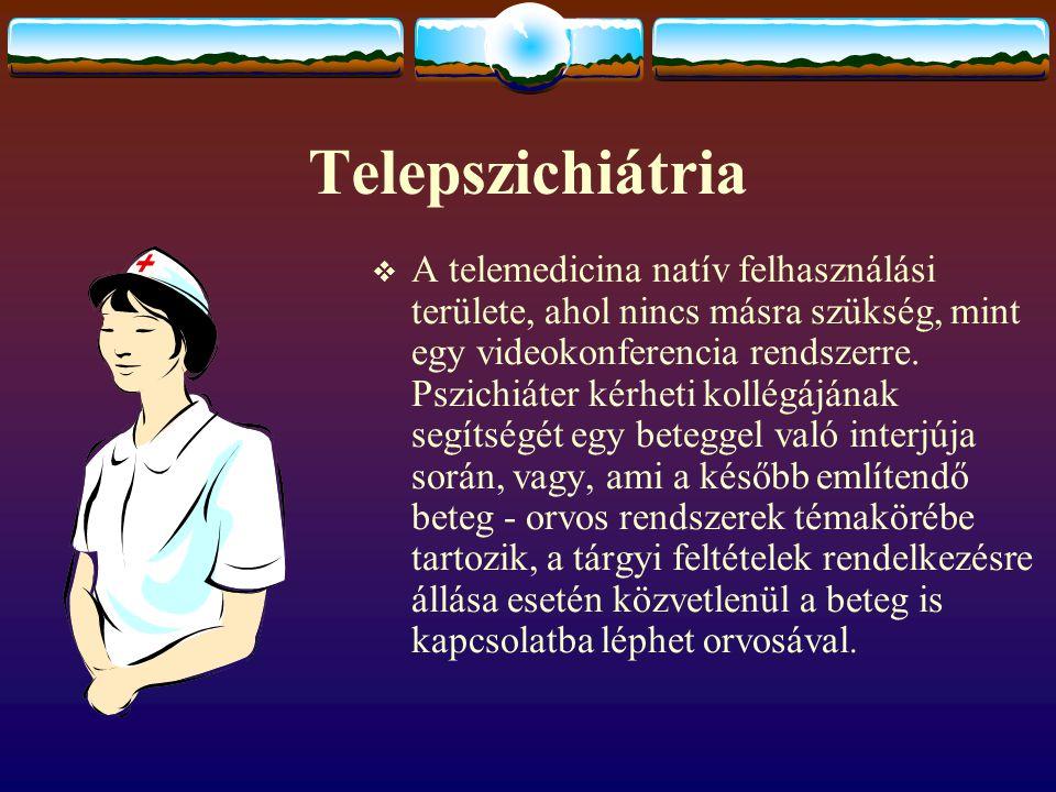 Telepszichiátria