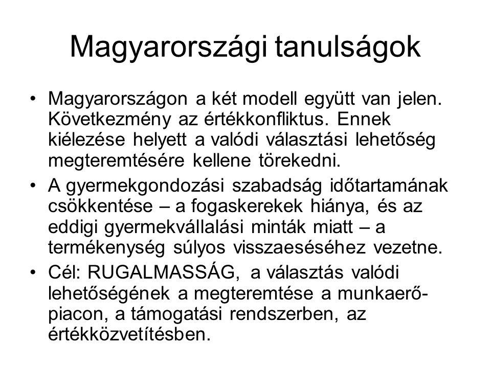 Magyarországi tanulságok
