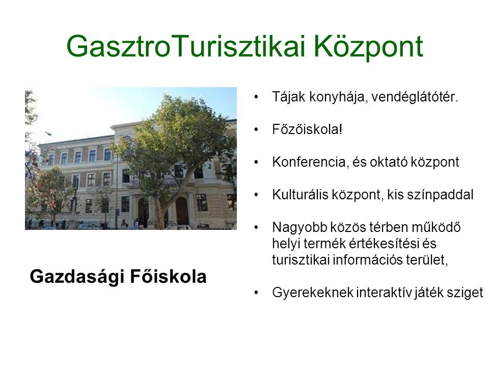 GasztroTurisztikai Központ
