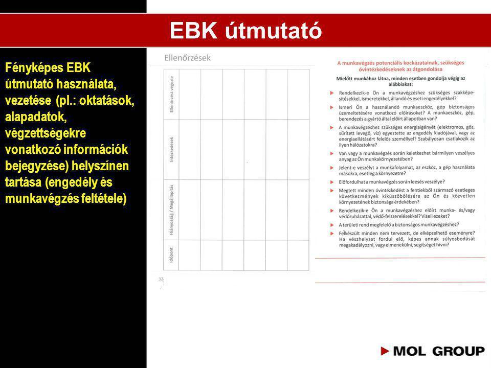 EBK útmutató