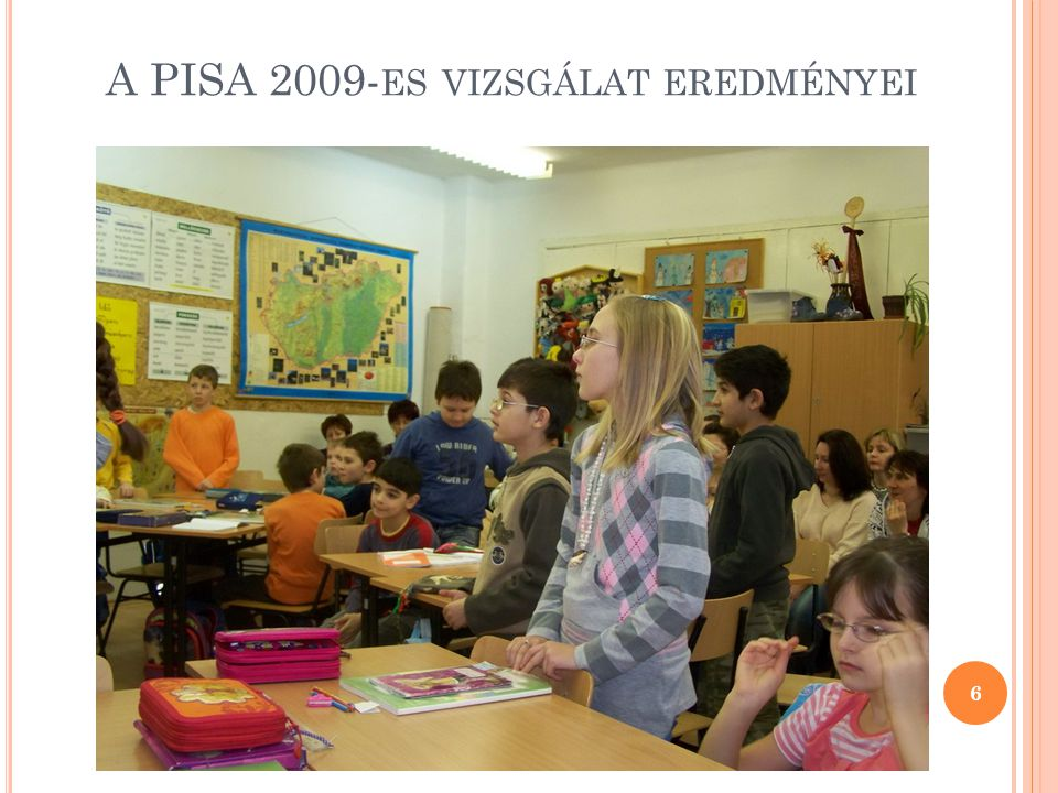 A PISA 2009-es vizsgálat eredményei