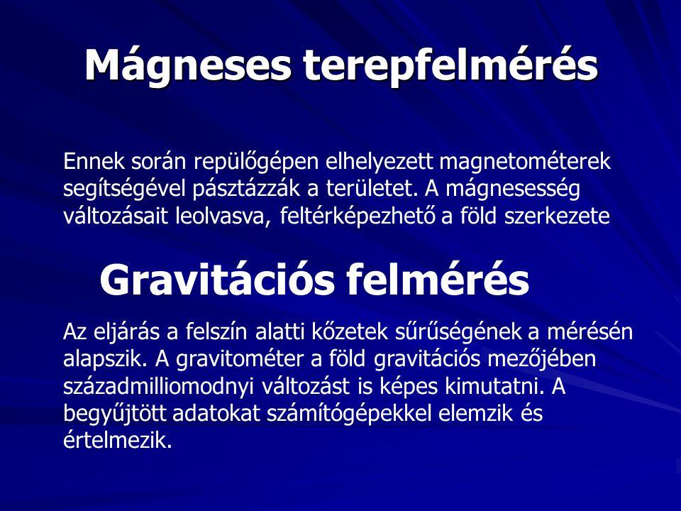 Mágneses terepfelmérés