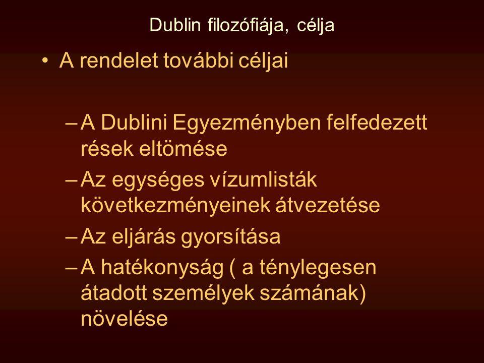 Dublin filozófiája, célja