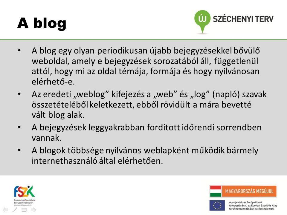 A blog