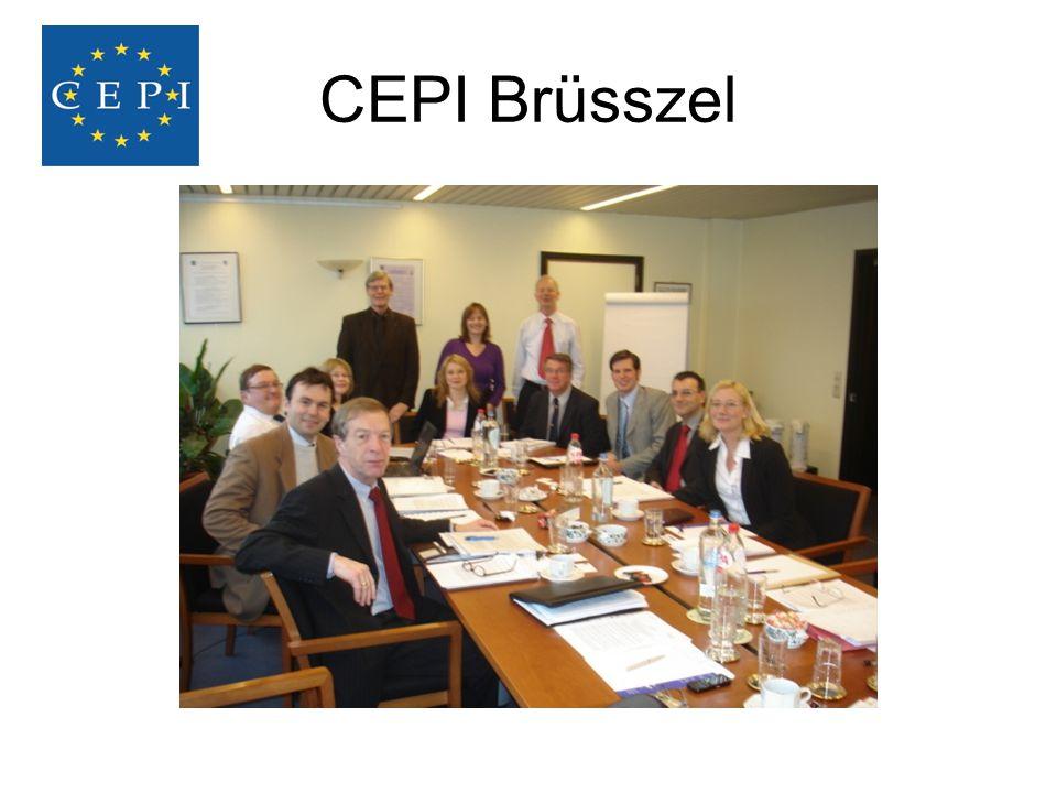 CEPI Brüsszel