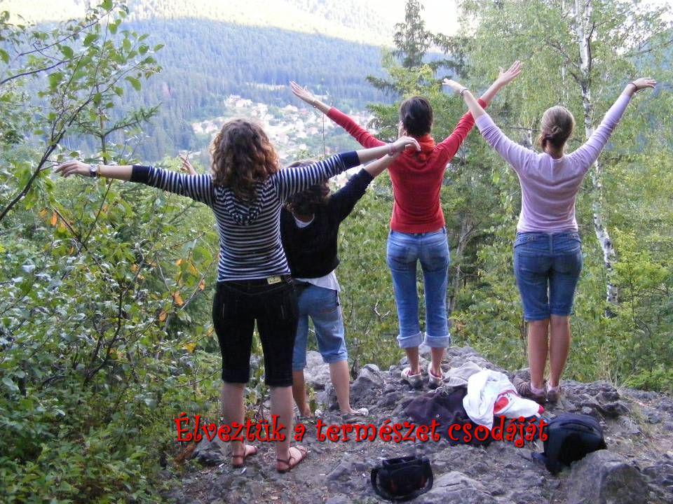 Élveztük a természet csodáját