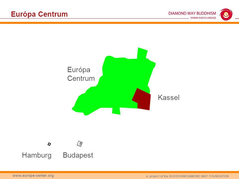 Európa Centrum Európa Centrum Kassel Hamburg Budapest