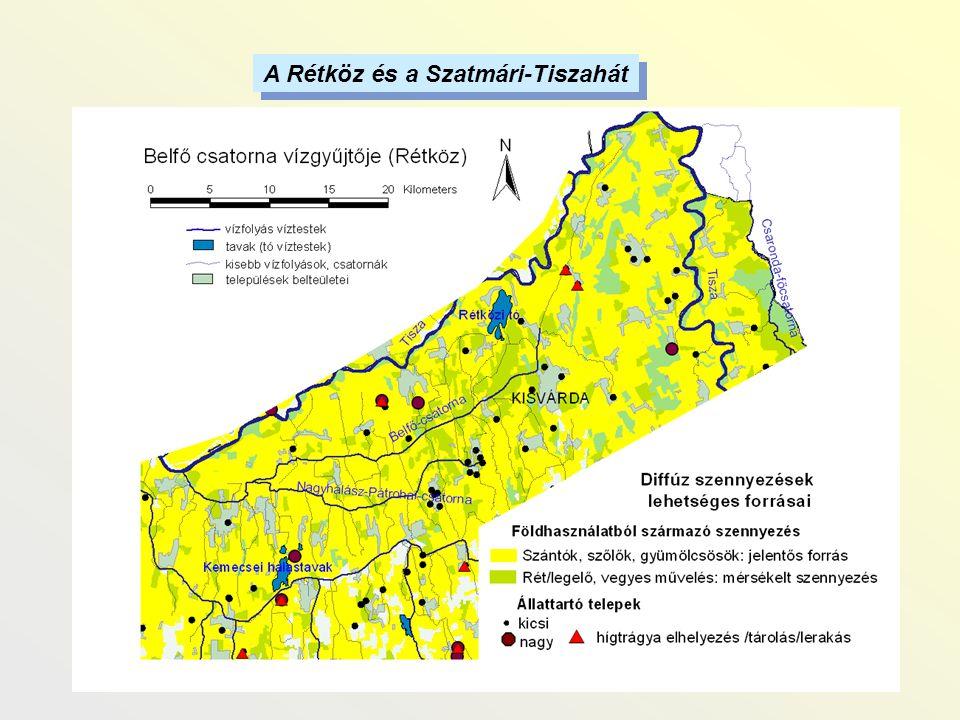A Rétköz és a Szatmári-Tiszahát