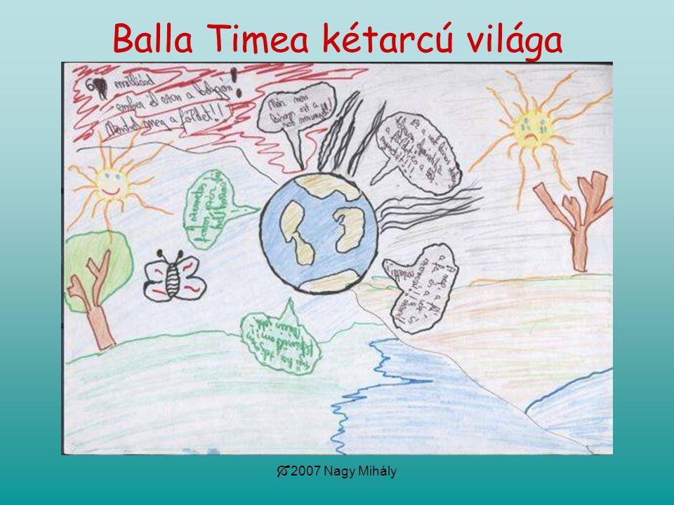 Balla Timea kétarcú világa