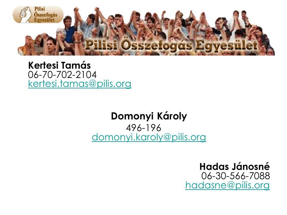 496-196 domonyi.karoly@pilis.org