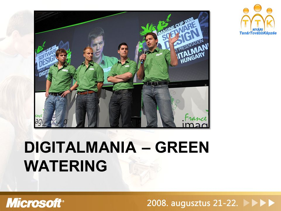 DigitalMania – Green watering