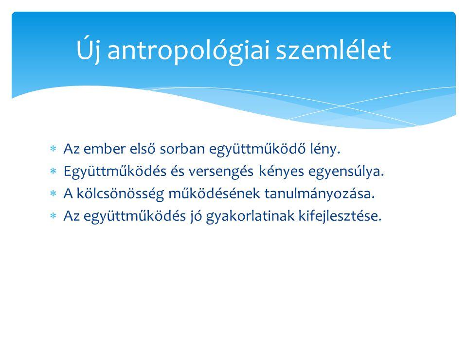Új antropológiai szemlélet