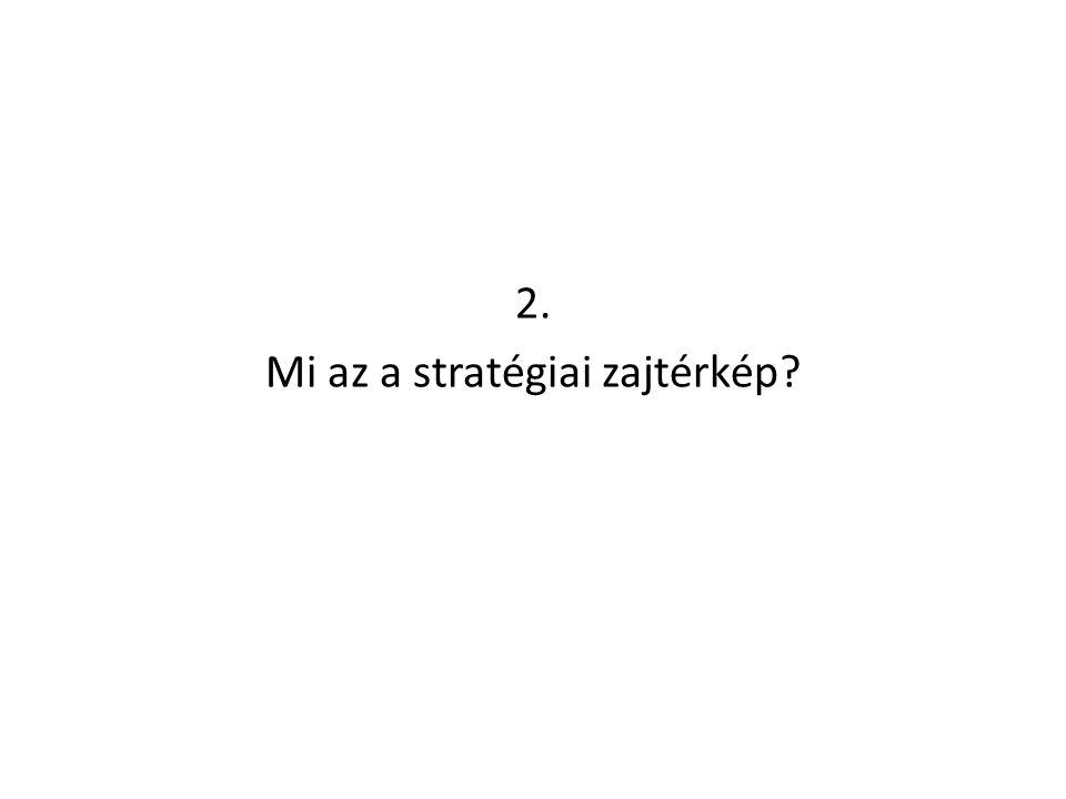 2. Mi az a stratégiai zajtérkép