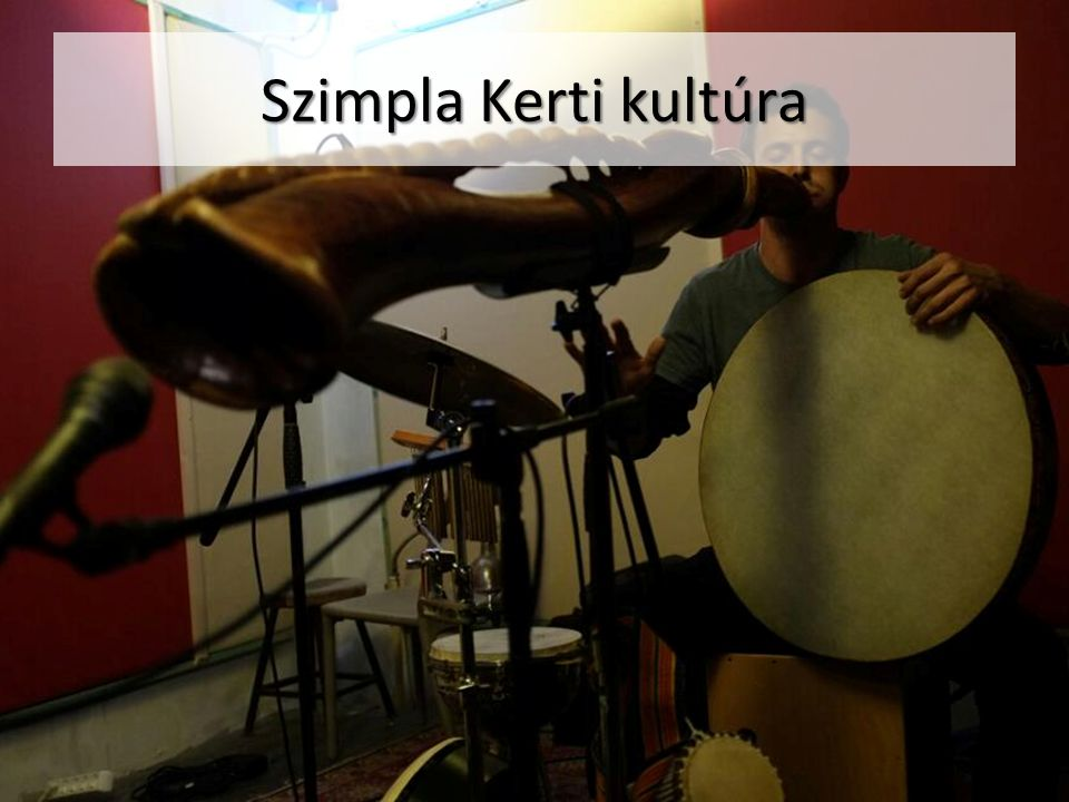 Szimpla Kerti kultúra