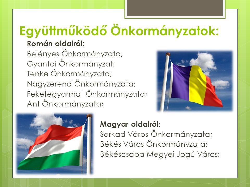 Együttműködő Önkormányzatok: