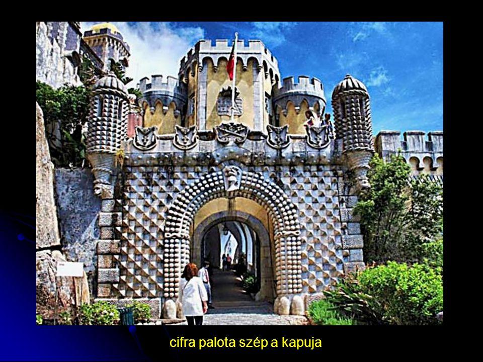 cifra palota szép a kapuja
