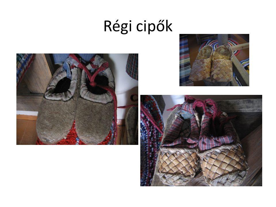 Régi cipők