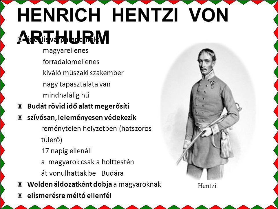 HENRICH HENTZI VON ARTHURM