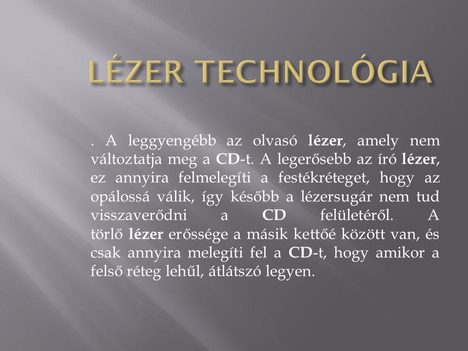 LÉZER TECHNOLÓGIA