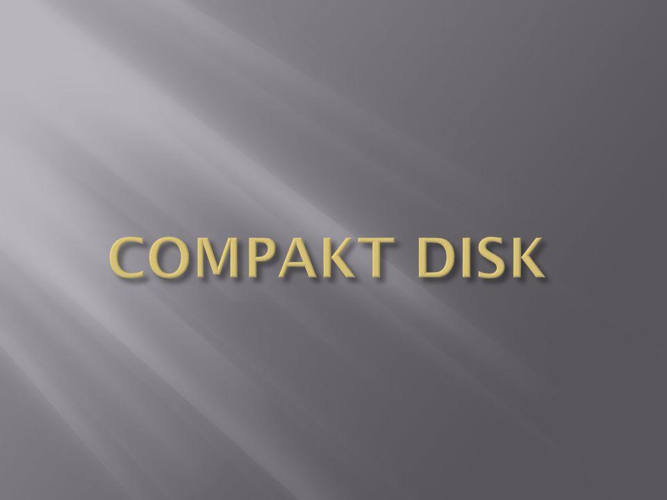 COMPAKT DISK
