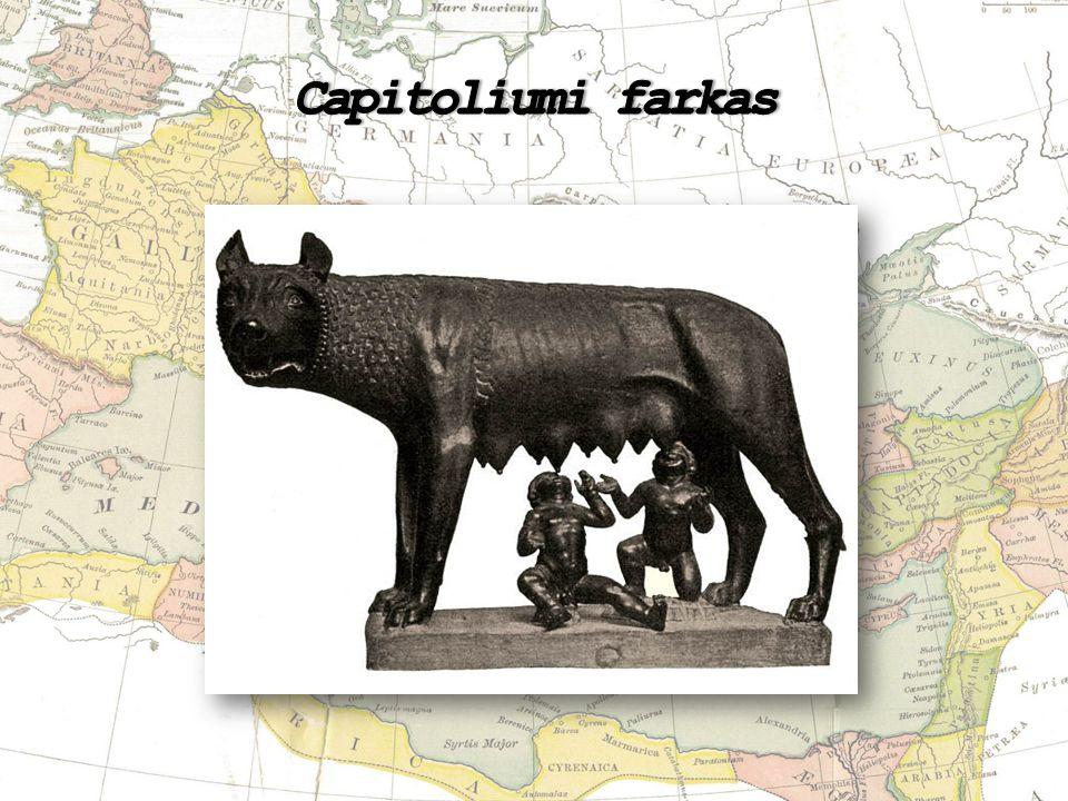 Capitoliumi farkas