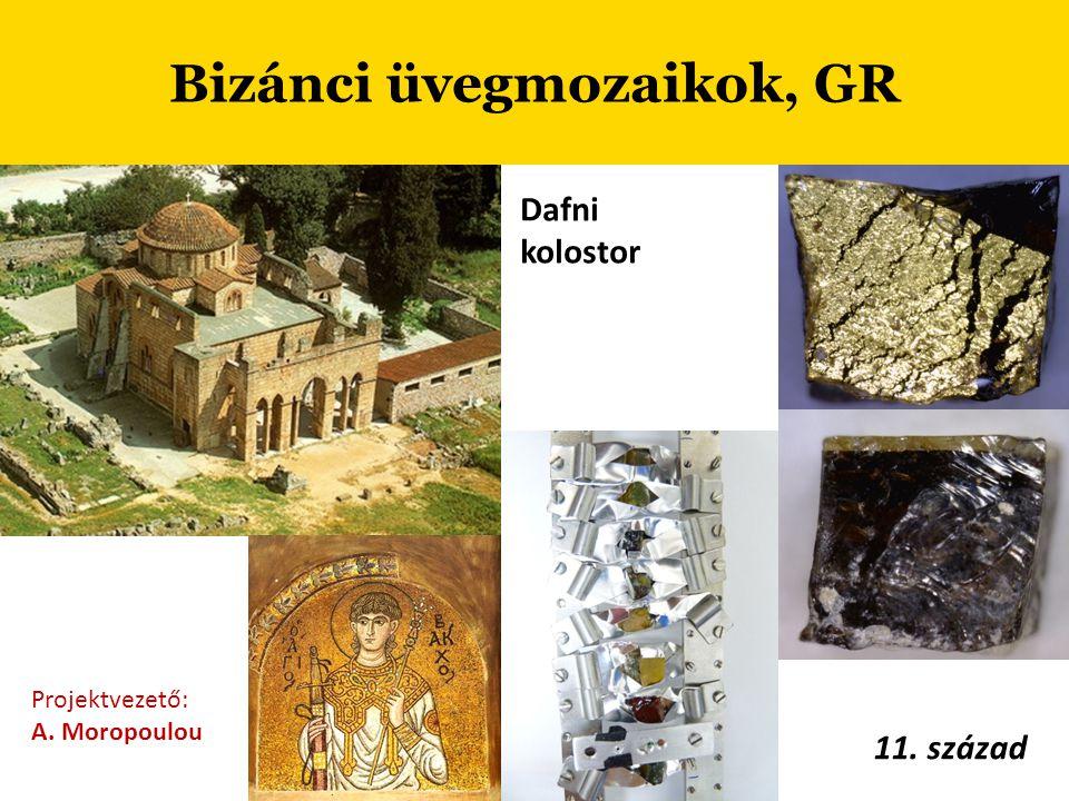 Bizánci üvegmozaikok, GR