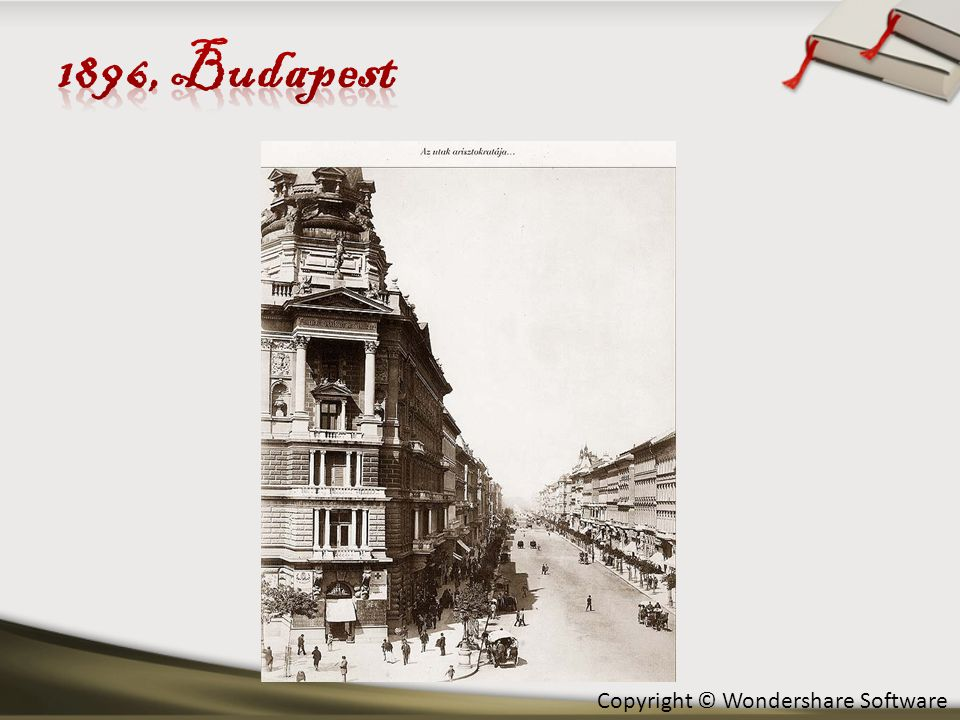 1896, Budapest