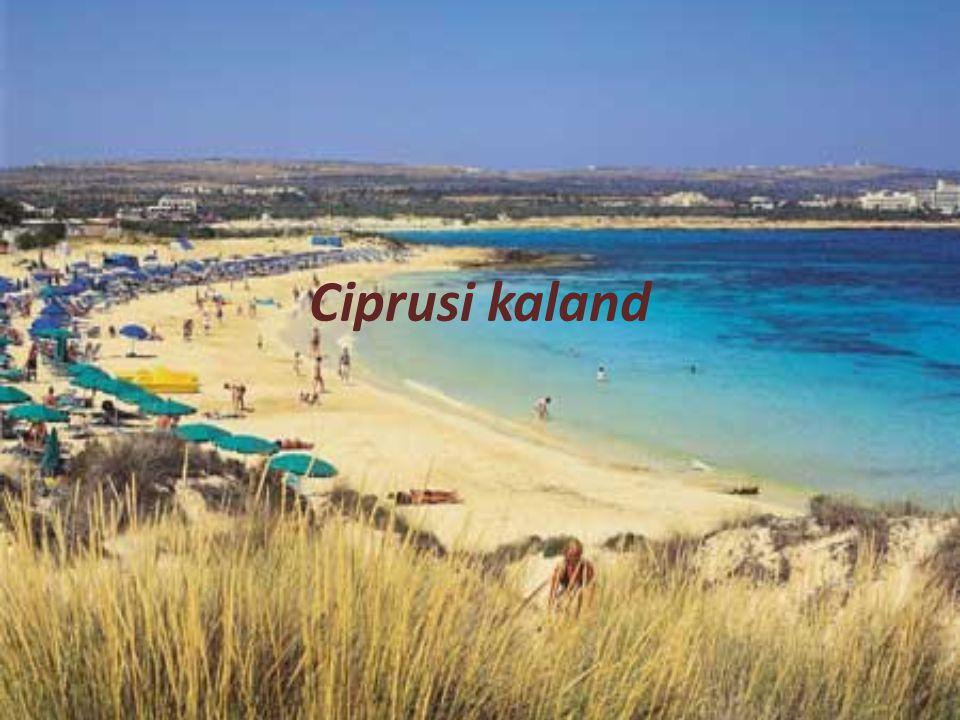 Ciprusi kaland