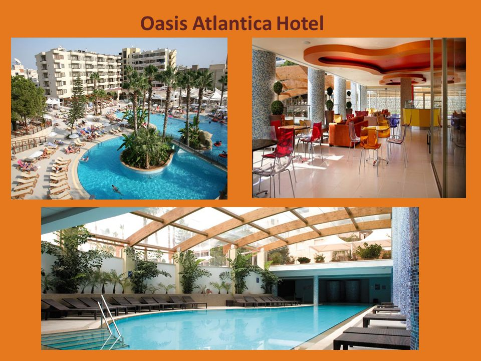 Oasis Atlantica Hotel
