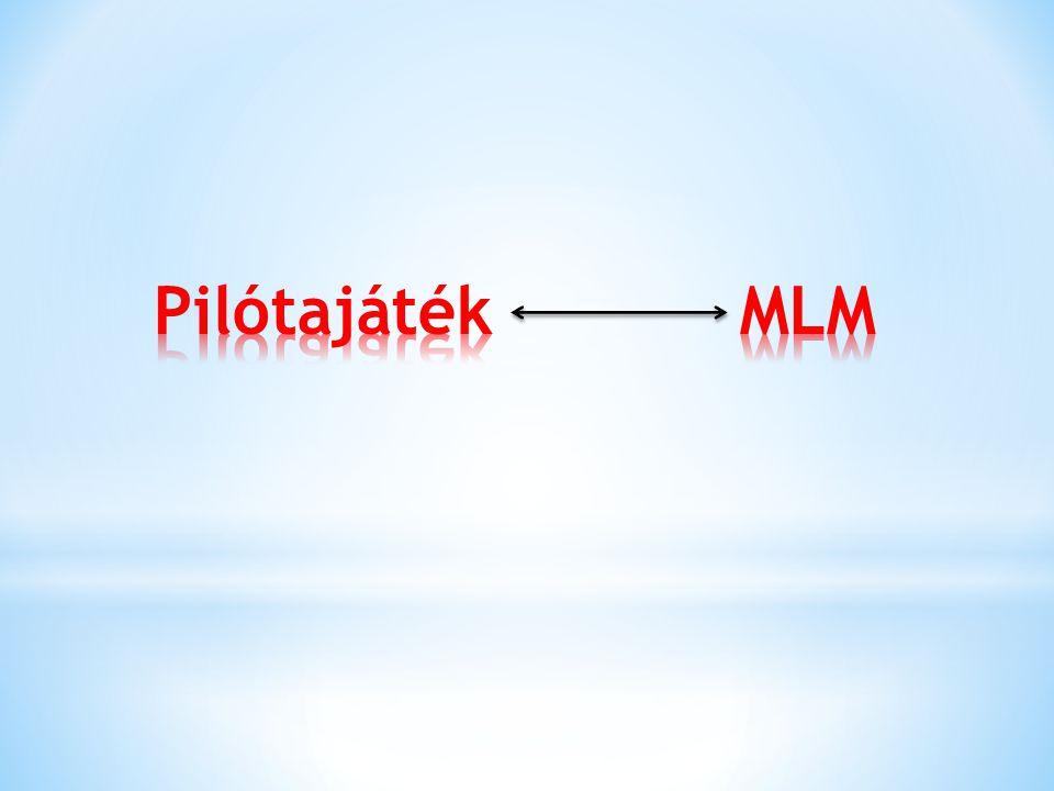 Pilótajáték MLM