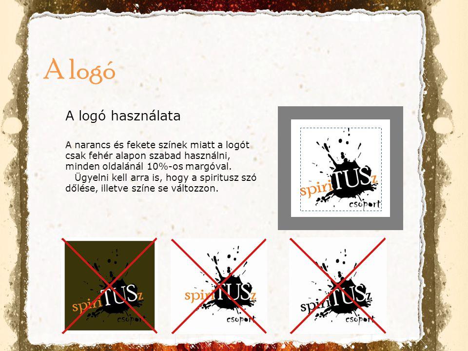 A logó A logó használata