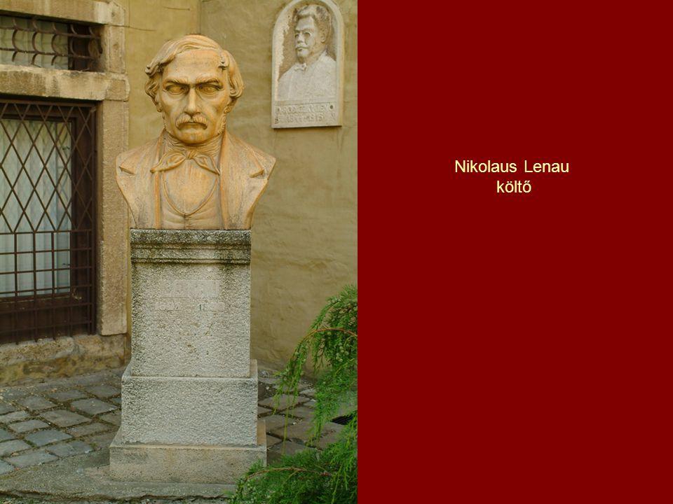Nikolaus Lenau költő