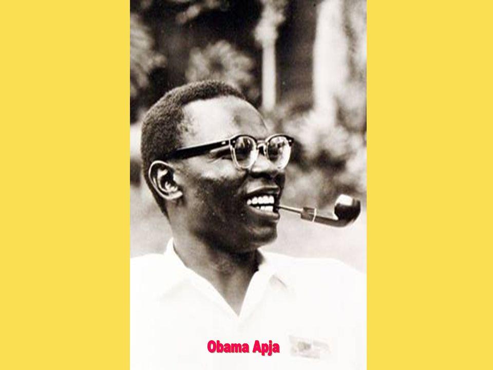 Obama Apja