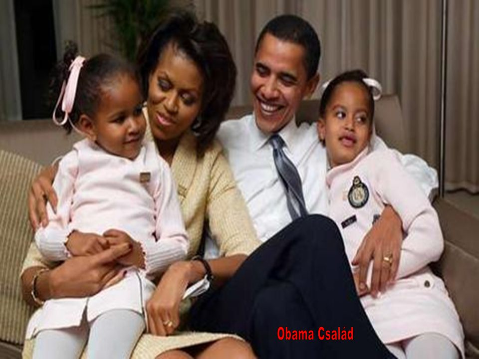 Obama Család
