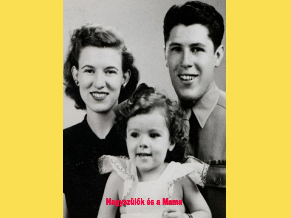 Nagyszülők és a Mama
