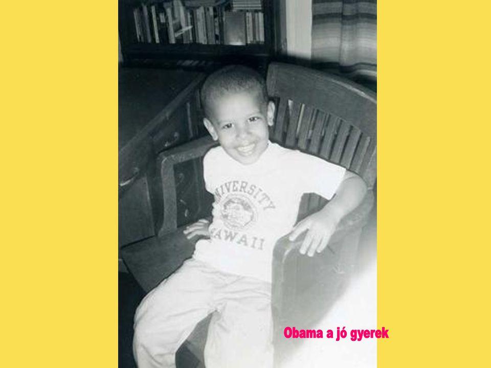 Obama a jó gyerek