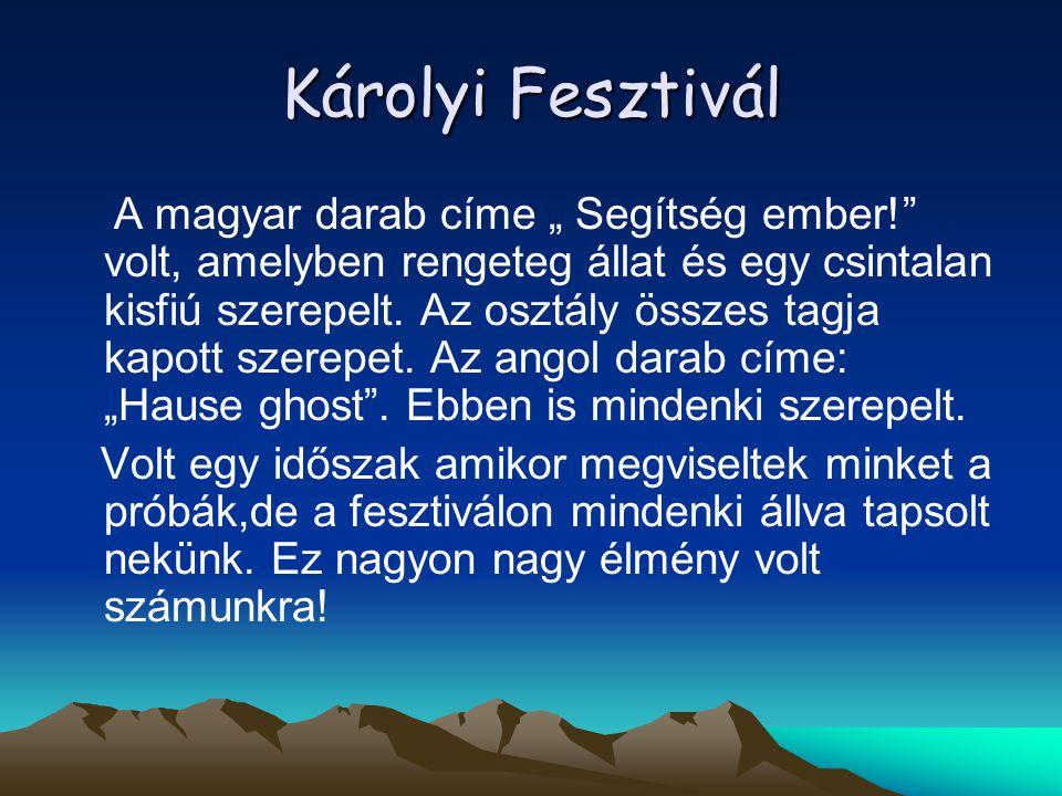 Károlyi Fesztivál