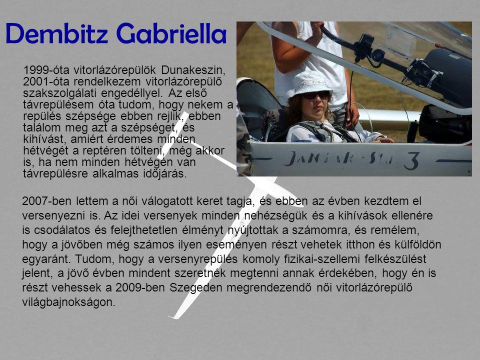 Dembitz Gabriella