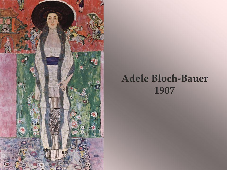 Adele Bloch-Bauer 1907
