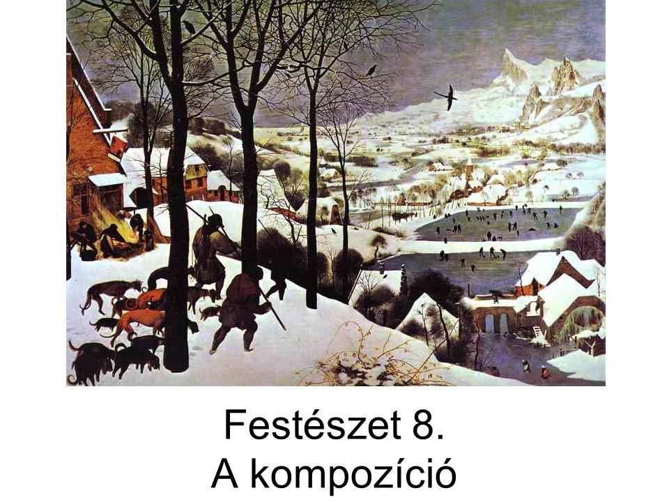 Festészet 8. A kompozíció