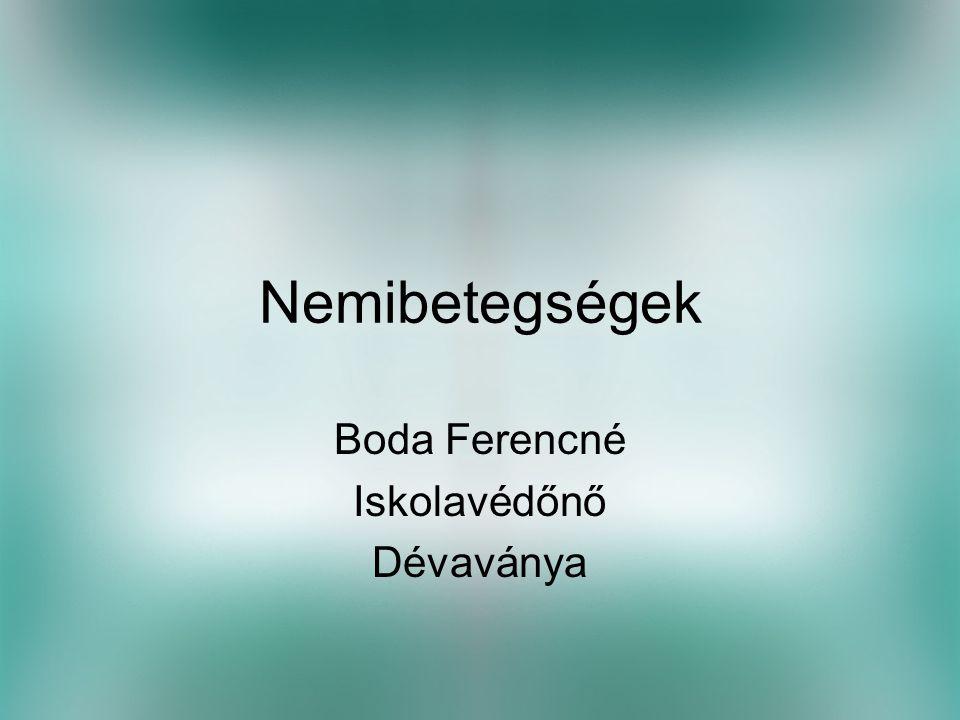 Boda Ferencné Iskolavédőnő Dévaványa