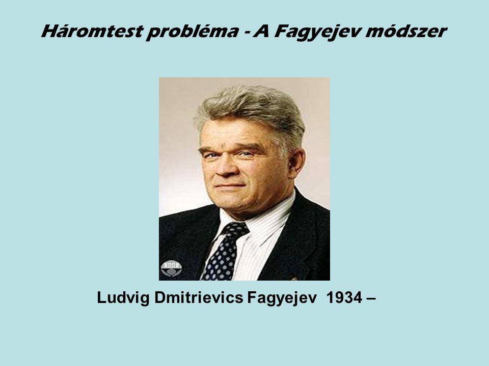 Ludvig Dmitrievics Fagyejev 1934 –