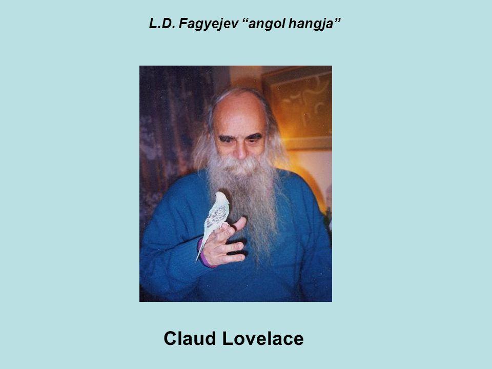 L.D. Fagyejev angol hangja
