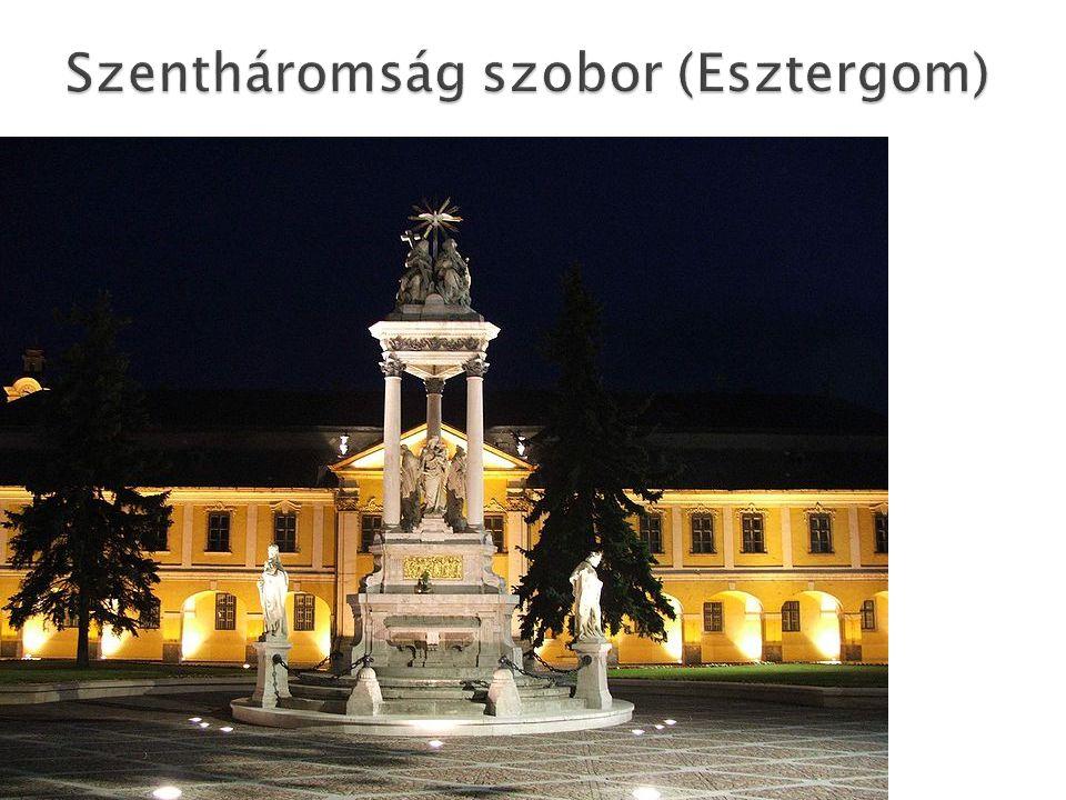 Szentháromság szobor (Esztergom)